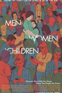 Muži, ženy a děti