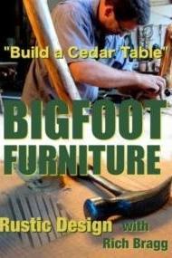 Bigfoot Furniture: Rustic Design