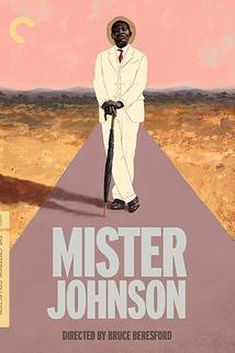 Pan Johnson  - Mister Johnson