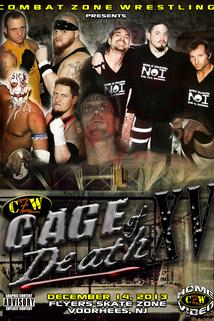CZW: Cage of Death XV