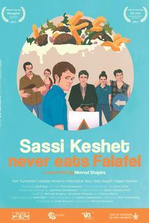 Sassi Keshet Never Eats Falafel