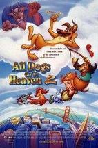 Plakát k filmu: Charlie 2: Všichni pejskové přijdou do nebe