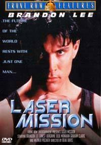 Laserová mise