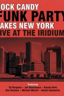 Rock Candy Funk Party Takes New York