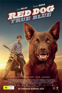 Rudý pes: Blue  - Red Dog: True Blue
