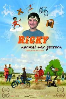 Ricky - Tři jsou už dav