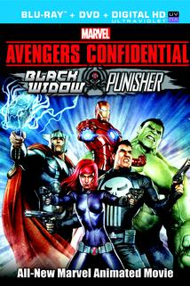 Avengers Confidential: Black Widow & Punisher  - Avengers Confidential: Black Widow & Punisher