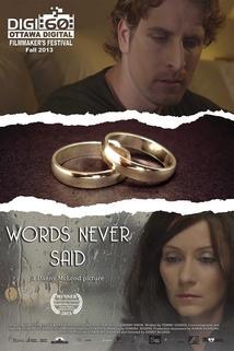 Words Never Said