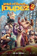 Plakát k filmu: Velká oříšková loupež 2