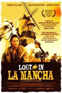 Ztracen v La Mancha  - Lost In La Mancha