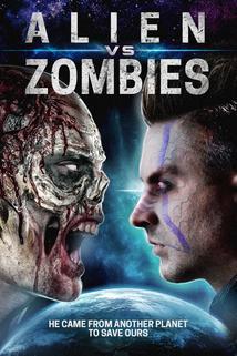 Zombies vs. Joe Alien