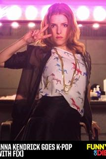 Anna Kendrick Goes K-Pop with F