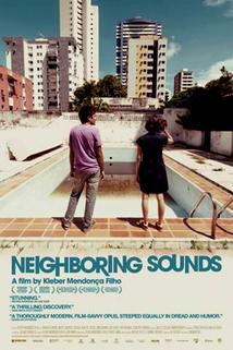 Zvuky od sousedů