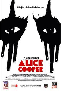 Plakát k filmu: Alice Cooper
