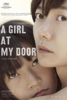 Dívka u mých dveří