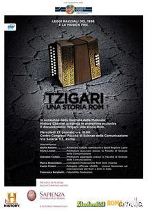 Tzigari, una storia Rom