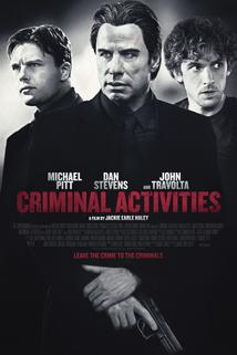 Criminal Activities  - Criminal Activities