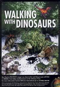 Jak se natáčelo Putování s dinosaury