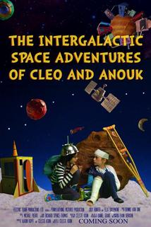 The Intergalactic Space Adventures of Cleo and Anouk