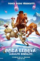 Plakát k filmu: Doba ledová: Mamutí drcnutí