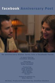 Facebook Anniversary Post