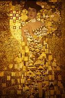 Dáma ve zlatém