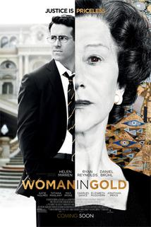 Dáma ve zlatém  - Woman in Gold