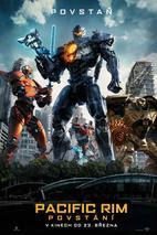 Plakát k filmu: Pacific Rim: Povstání