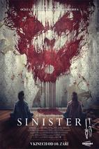 Plakát k filmu: Sinister 2