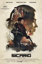 Plakát k filmu: Sicario: Nájemný vrah