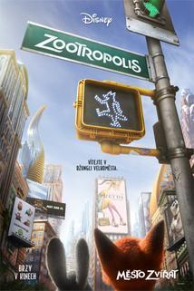 Zootropolis – město zvířat