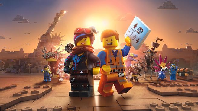 LEGO® příběh 2 3D