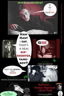 Nosferatu vs. Father Pipecock & Sister Funk