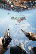 Plakát k filmu: Hardcore Henry