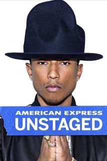 Amex Unstaged Pharrell Williams Live at the Apollo