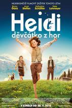 Plakát k filmu: Heidi, děvčátko z hor