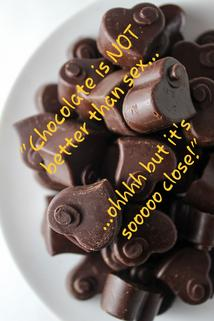 Chocolate Is Not Better Than Sex
