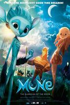 Plakát k filmu: Mune - Strážce měsíce