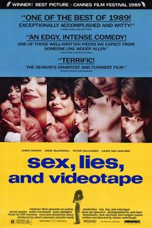 Sex, lži a video  - Sex, Lies, and Videotape