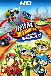 Plakát k filmu: Team Hot Wheels: The Origin of Awesome!