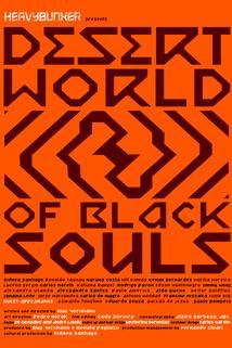 Desert World of Black Souls