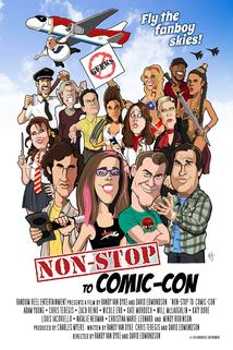 Non-Stop to Comic-Con
