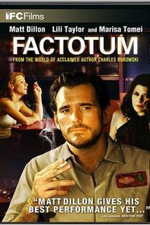 Plakát k filmu: Faktótum