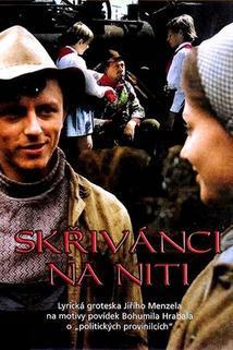 Plakát k filmu: Skřivánci na niti
