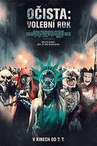 Plakát k filmu: Očista: Volební rok