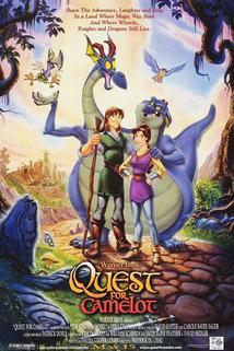 Kouzelný meč - Cesta na Camelot