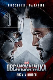 Captain America: Občanská válka  - Captain America: Civil War