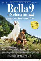 Plakát k filmu: Bella a Sebastián 2