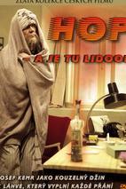 Plakát k filmu: Hop - a je tu lidoop
