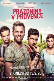 Prazdniny v Provence